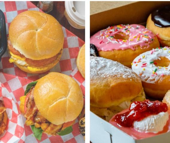 Profitable Donut & Breakfast Sandwich Shop for Sale