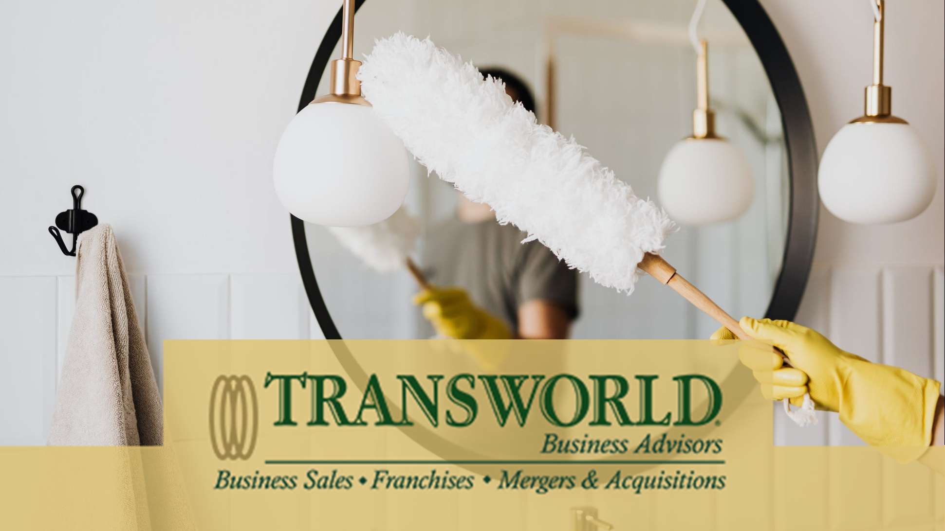 Franchised Maid Service in Katy with Large Territory