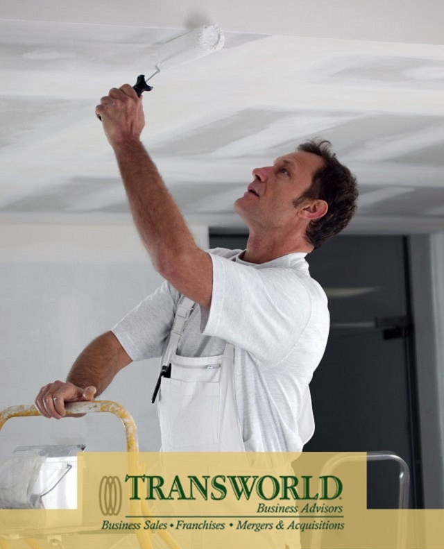 Budget-Priced Commercial Painting Business