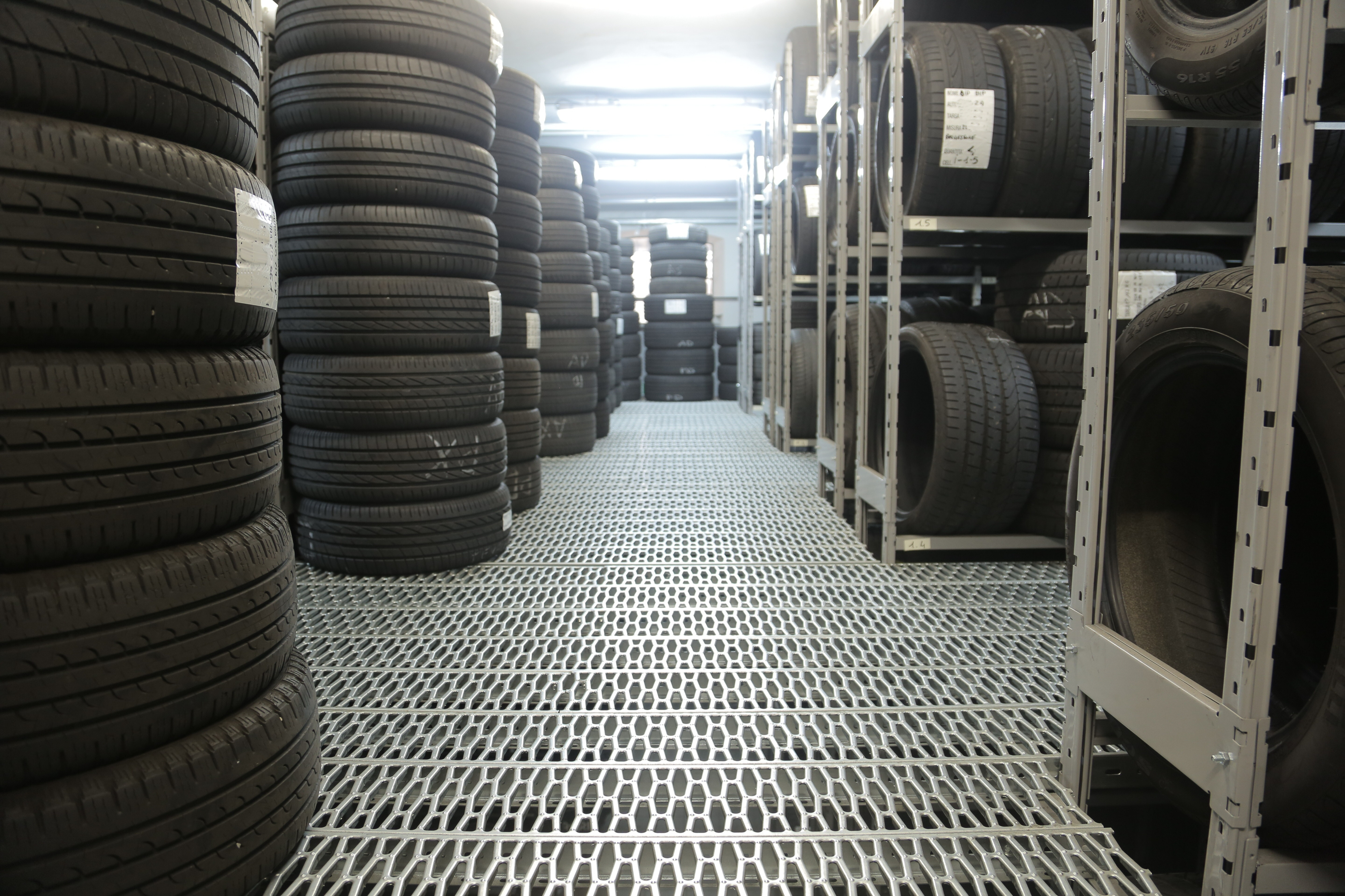 Successful Mobile Tire Supply Business