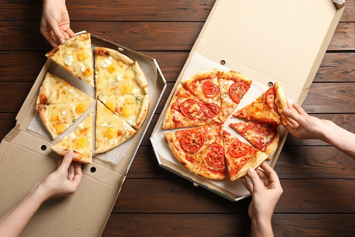 Pizza - Ghost Kitchen - Take Out & Delivery ONLY