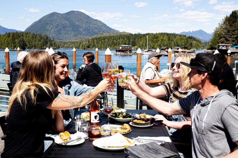 Beautiful Waterfront Italian Restaurant and Bar
