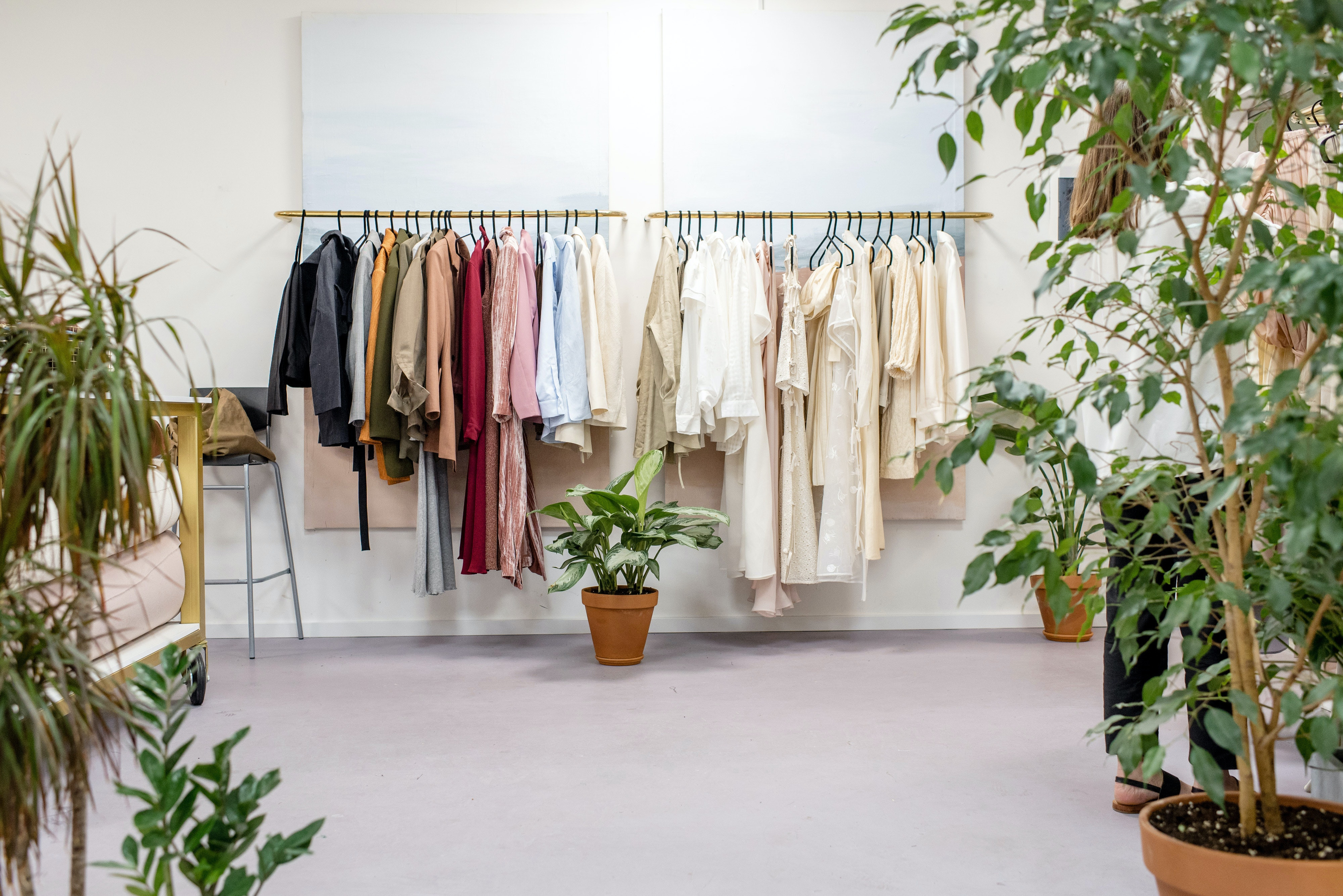 High-End Established Boutique in Great Location