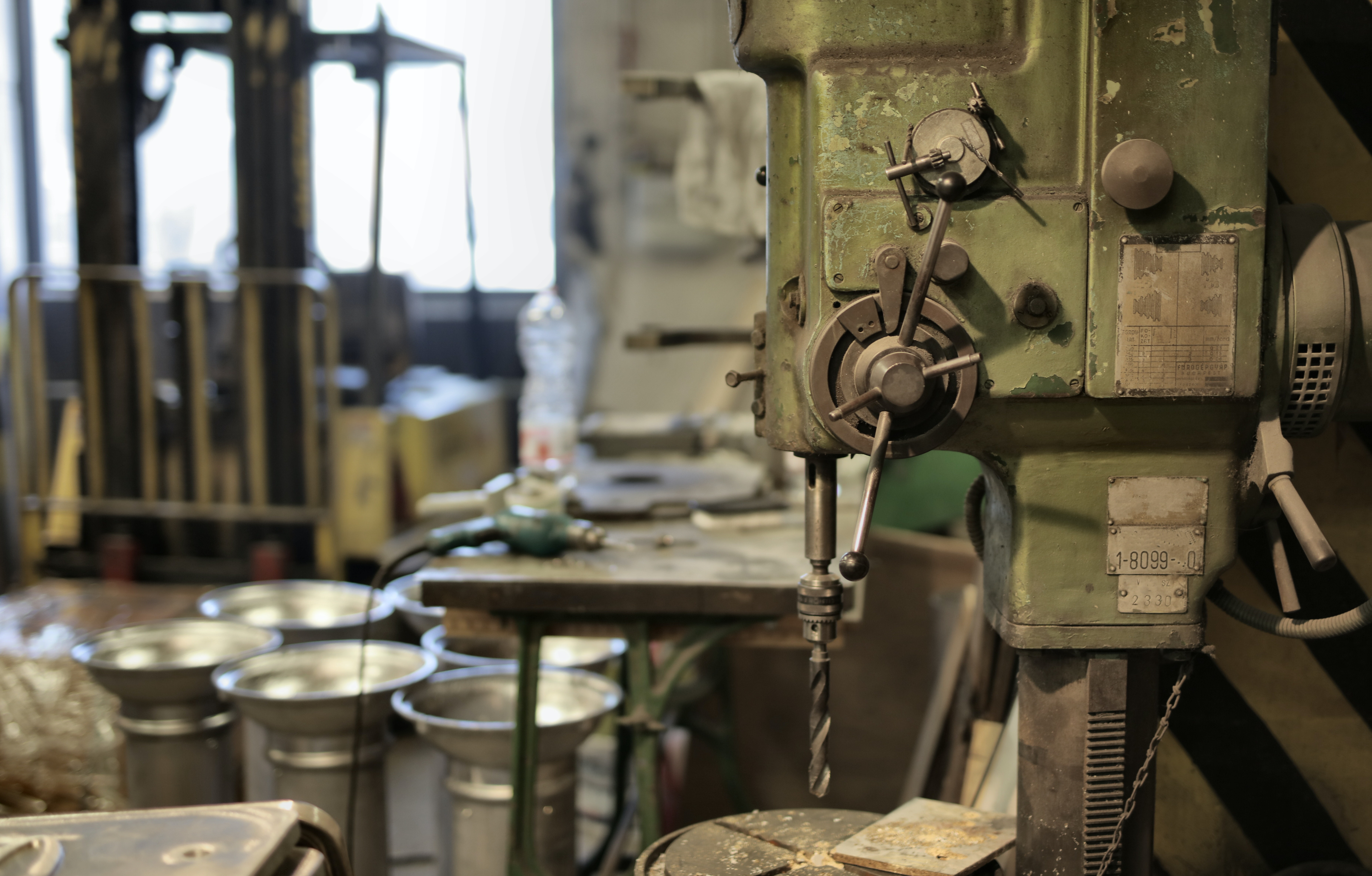 Established Metal Manufacturing Business - Motivated Seller