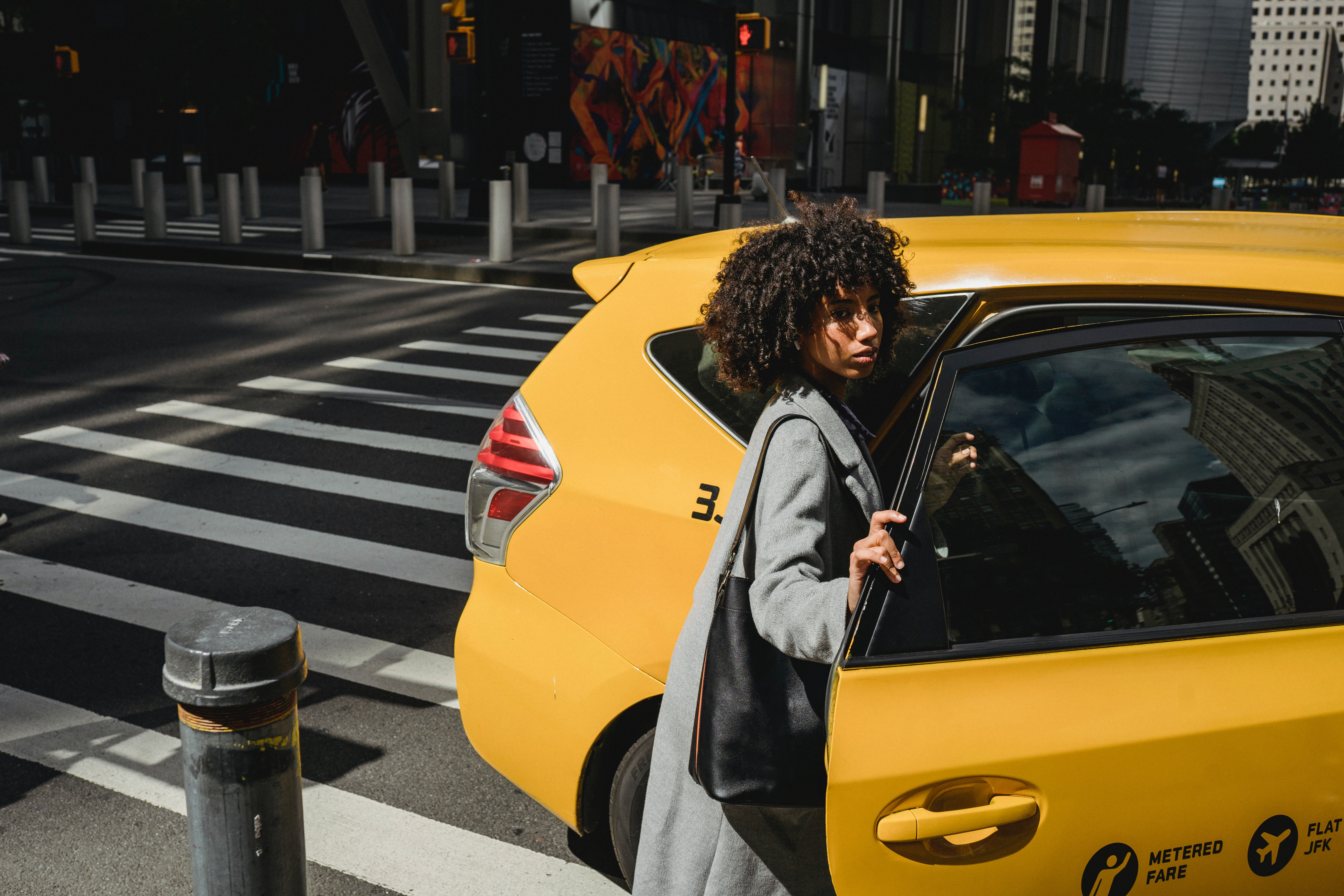 Taxi Company with Contracts & solid Cashflow