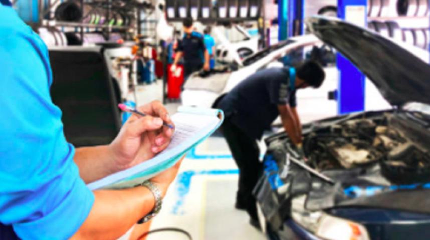 Established South Hill Automotive Repair Facility
