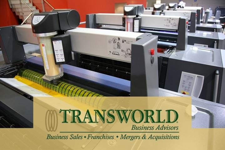 Wide Format, Digital Signage Business for sale. Seller financing available