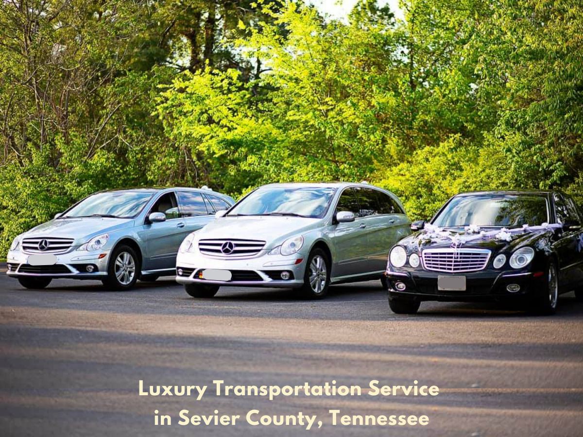 Taxi and luxury transportation service in the Smoky Mountains