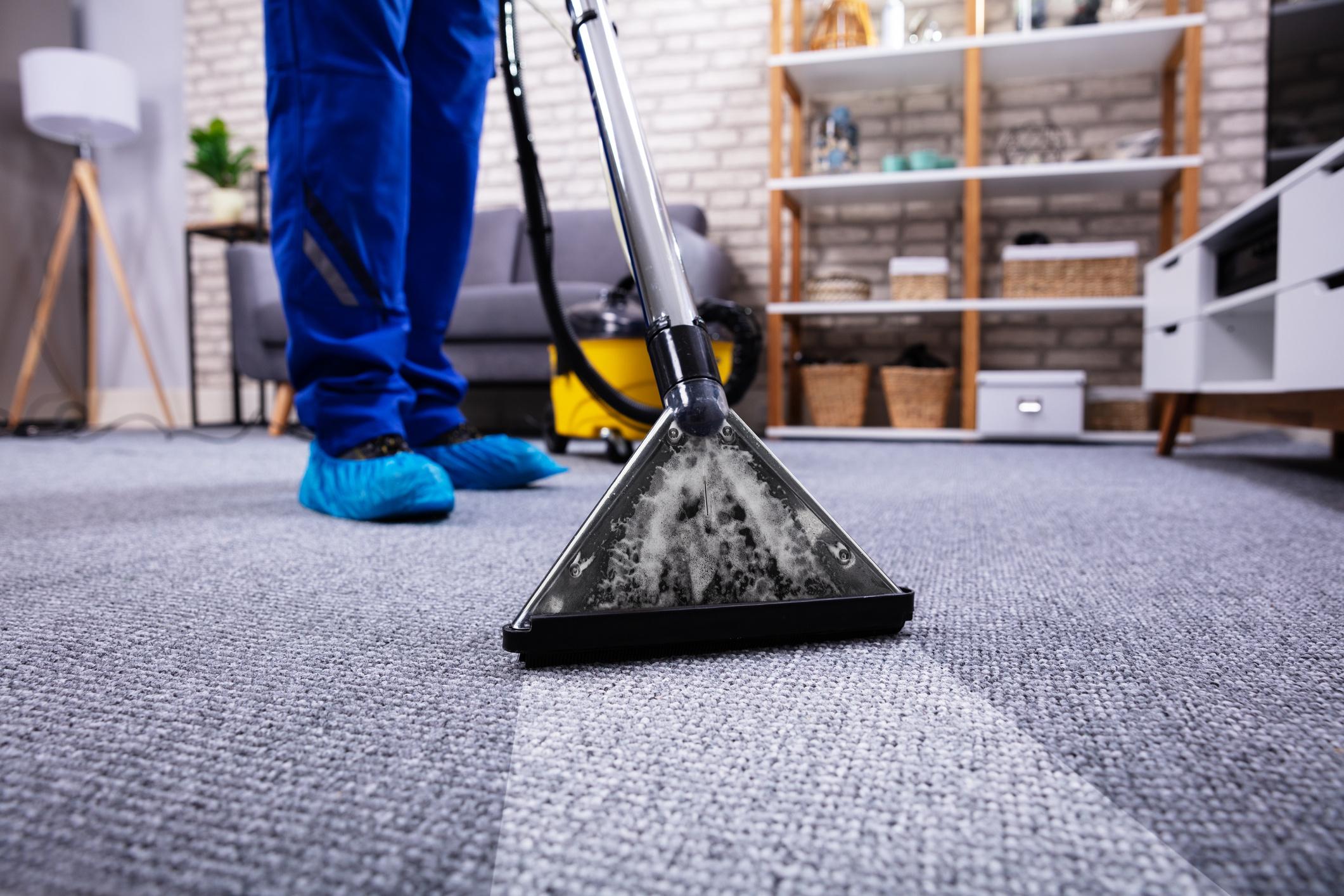 Profitable Carpet Cleaning/Repair Business Near The Beach!