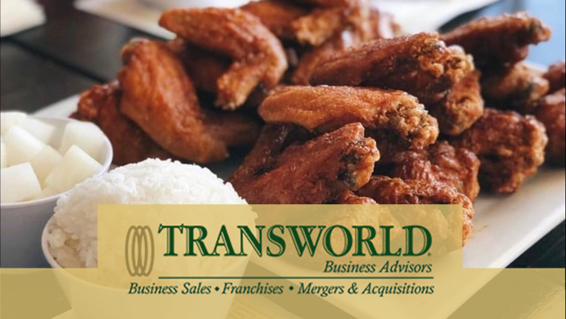 Franchise Wings Restaurant and Bar in Central Houston