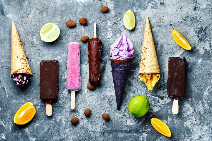 Gourmet Popsicle's, Ice Cream, Shakes and Floats!