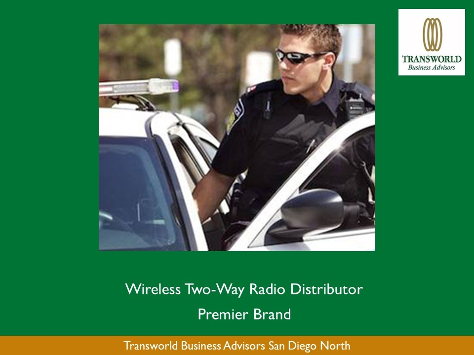 Wireless Radio Distributor – Premier Brand