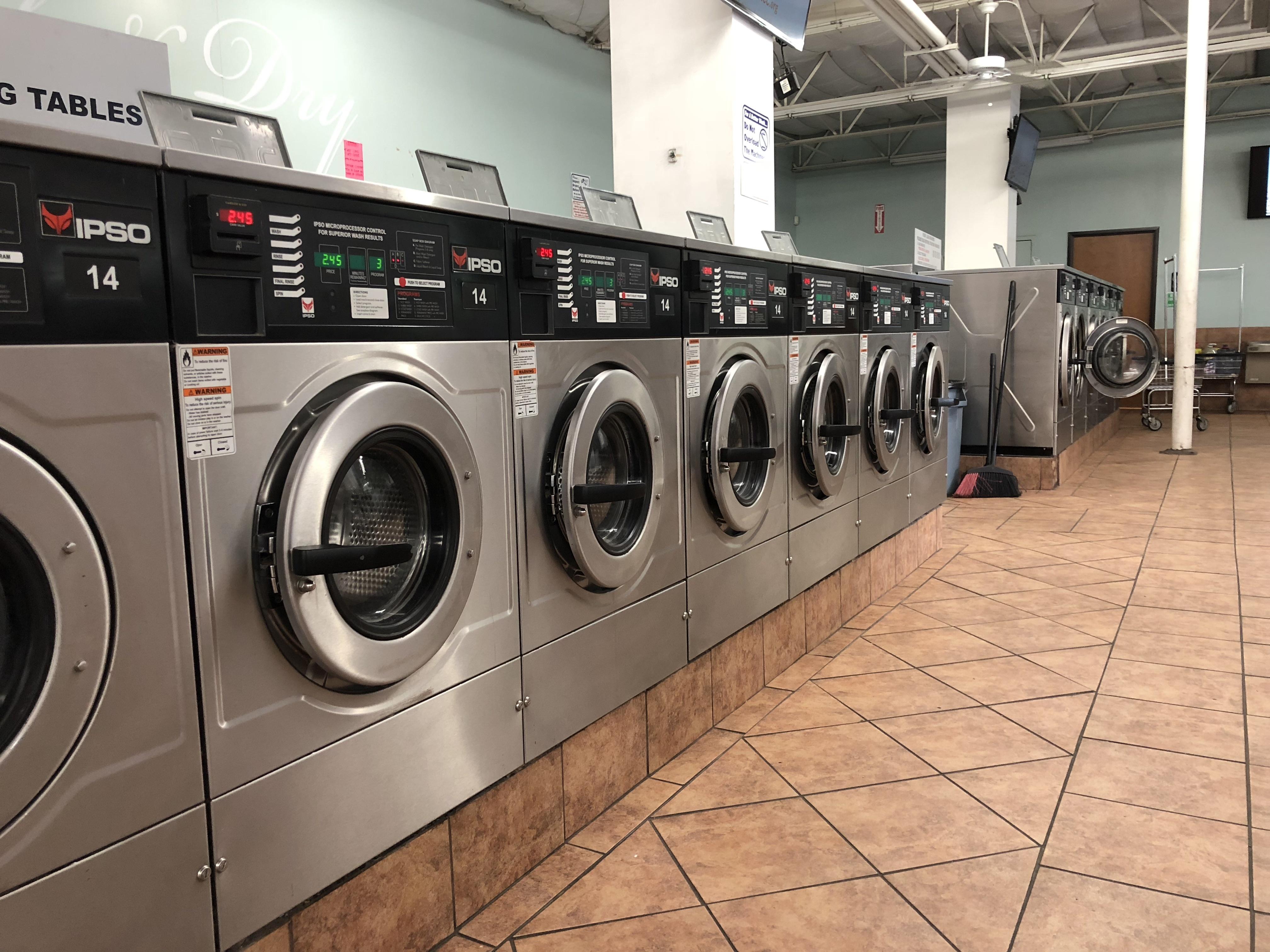 Austin Area Laundromat