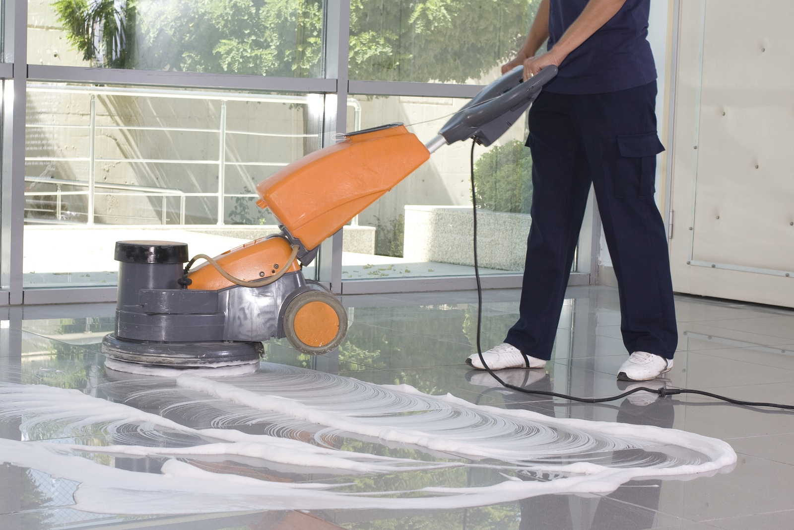 Reoccurring Revenue with this Floor Care Business