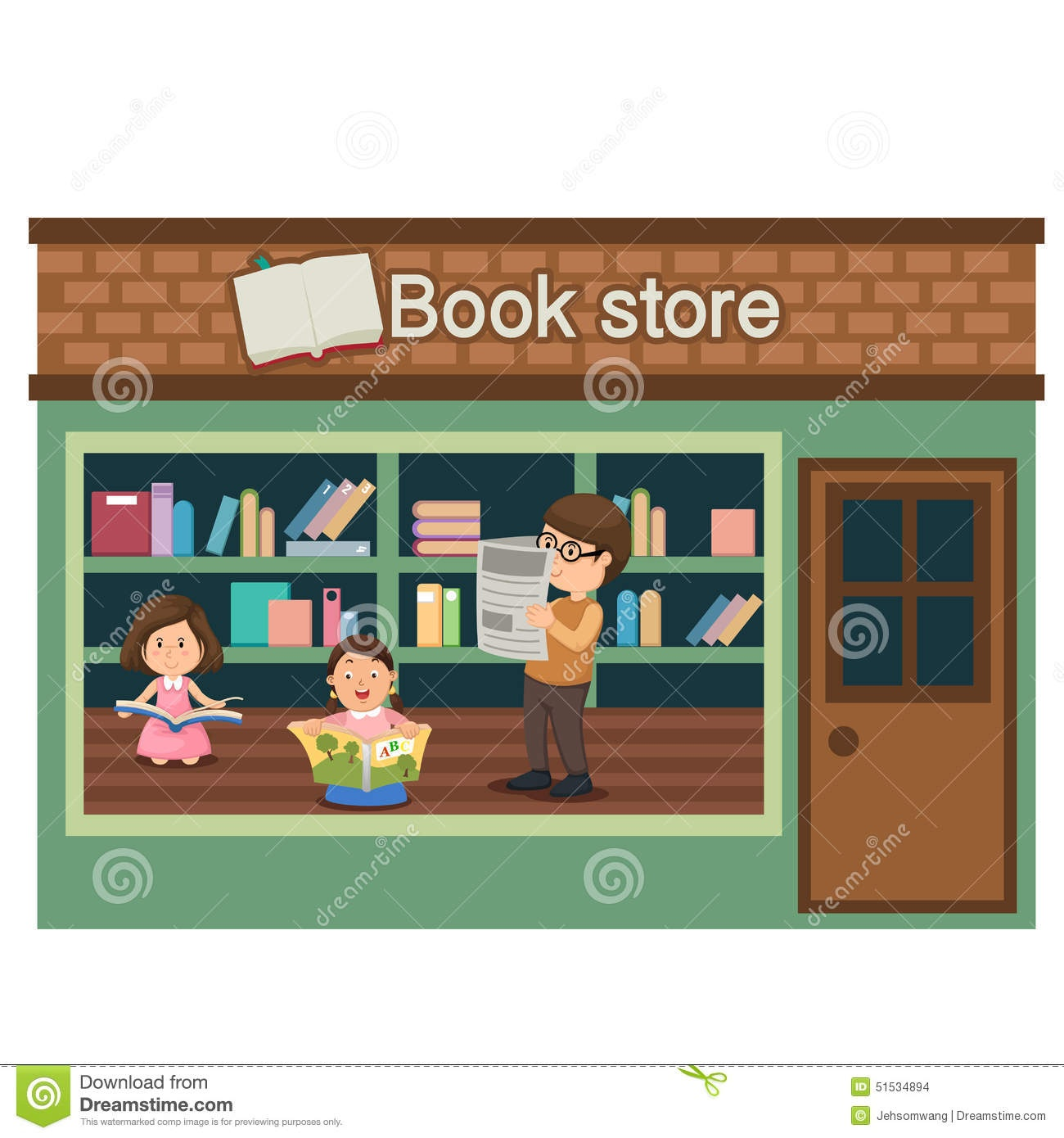 Unique Book Store