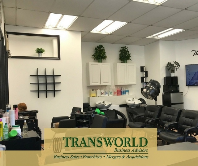 Beautiful Hair Salon in Busy Area in Queens for Sale