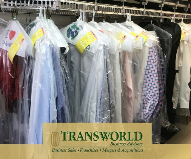 Established Drop-off Dry Cleaner in Midtown Manhattan for Sale