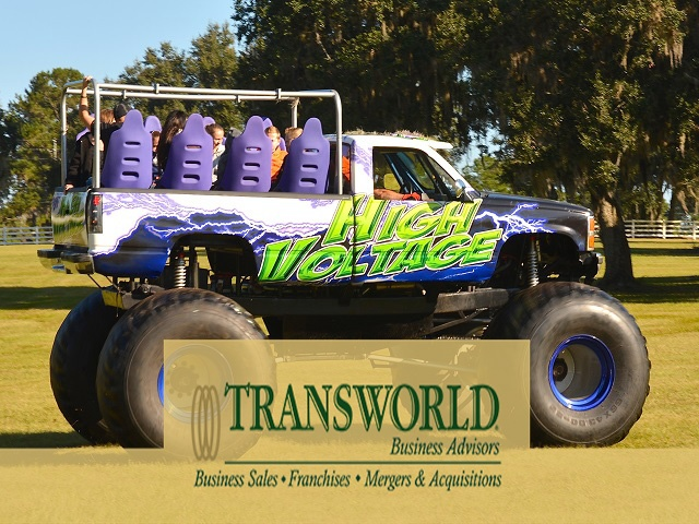 Monster Truck Business for Sale