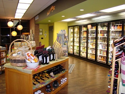 Price Reduced Wine Shop and Tasting Room