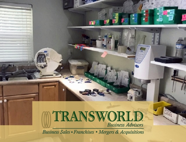 Established Dental Laboratory w Real Estate Available