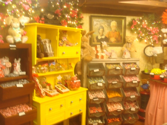 Candy Shop in Lake County