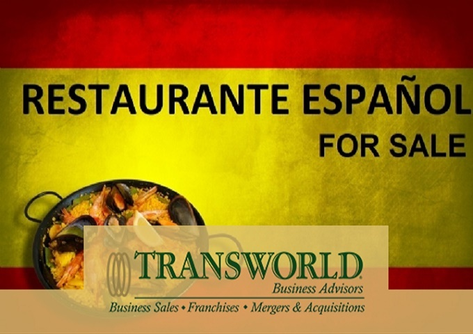 Freestanding Spanish Restaurant and mini market-deli
