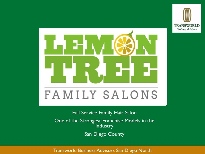 Lemon Tree is Your Family Hair Salon®