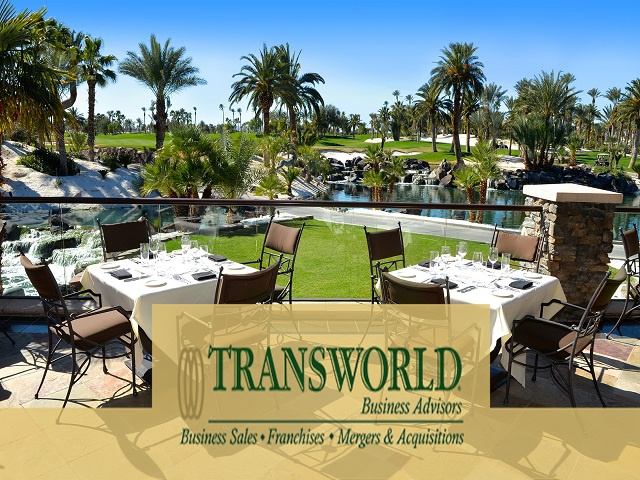 Restaurant & Food Concessionary on Golf Course