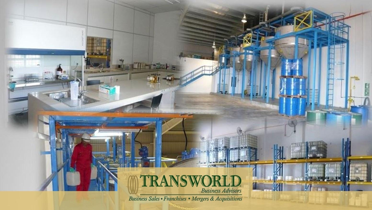 Chemicals Formulator & Manufacturer
