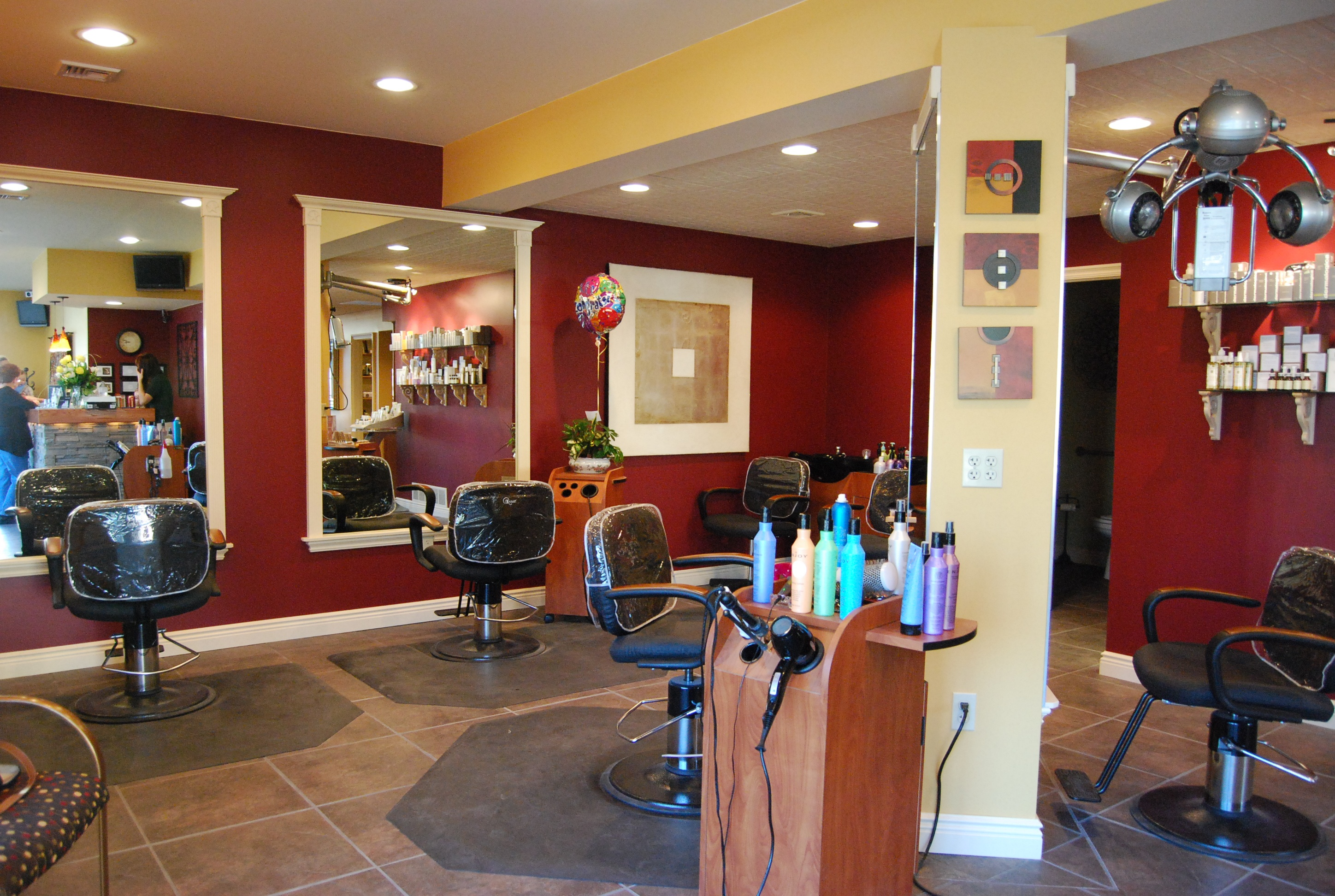 Full Service Beauty Salon- Bethesda,MD
