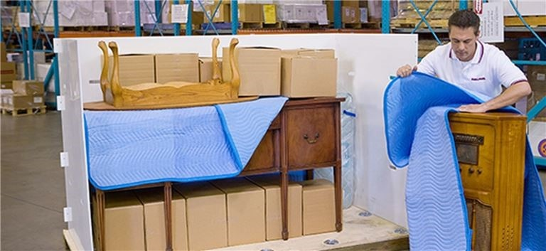 Packaging and Shipping Business
