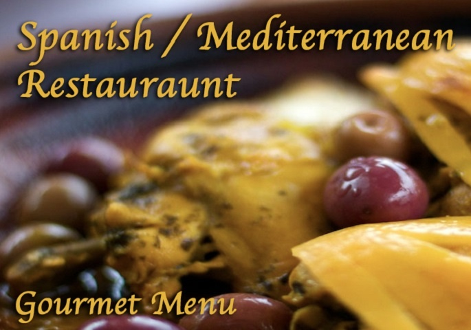 Successful, Profitable Spanish/Mediterranean restaurant in prime