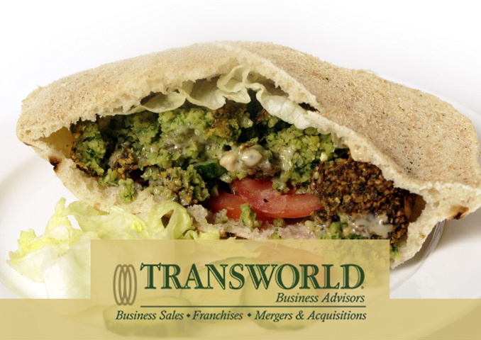 Fresh & Healthy Mediterranean Fast Food Business