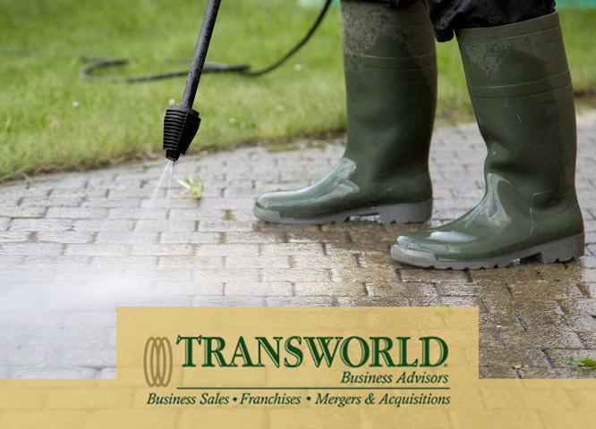 Palm Beach County Pressure Cleaning Company with Great Accounts