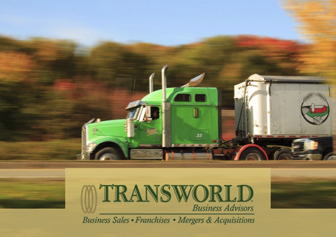Semi Absentee home based trucking company