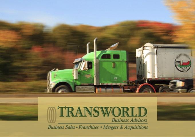 Semi Absentee home based trucking company