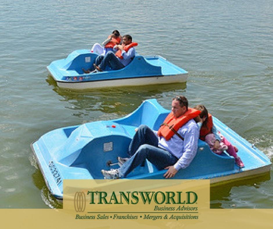 125 Paddleboats