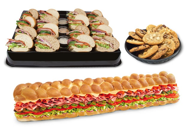 Sub Sandwiches - Breakfast, Sandwiches, Salads & More