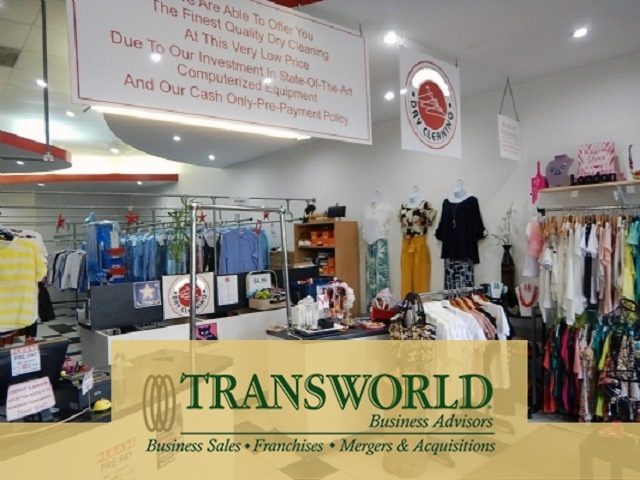 Dry Cleaning Drop Store in Doral