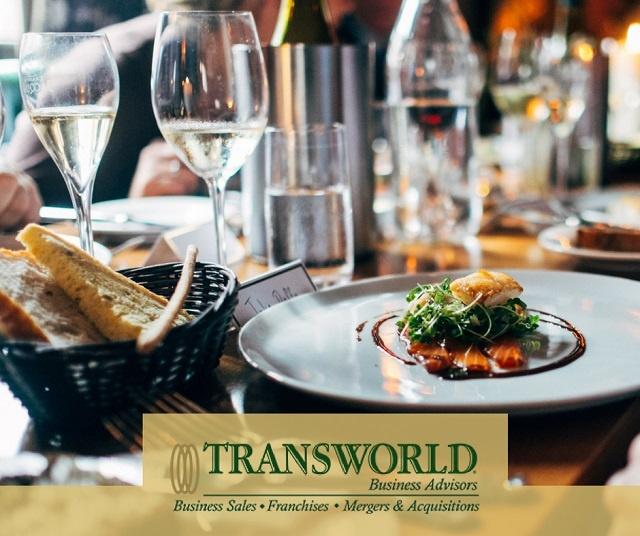 Spacious Mediterranean Restaurant & Bar for sale