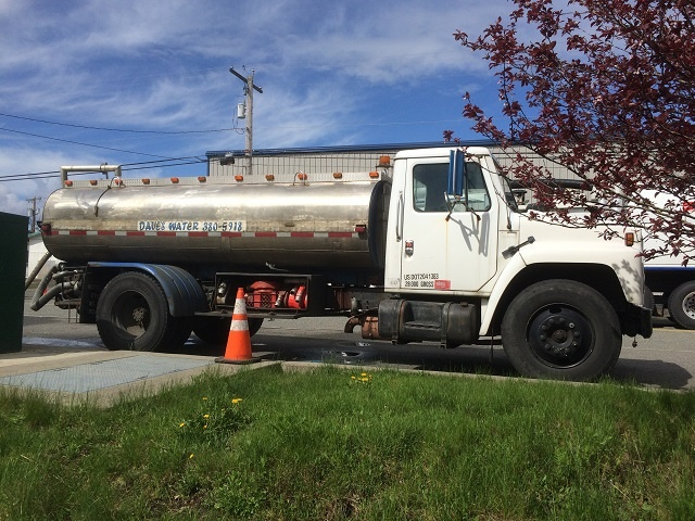 Potable Water Delivery Service