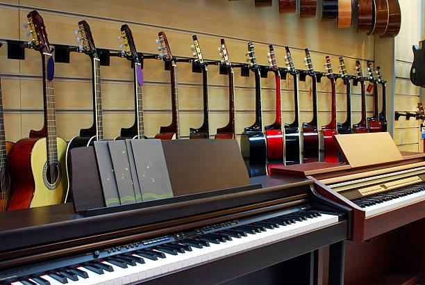 Musical Instrument Store