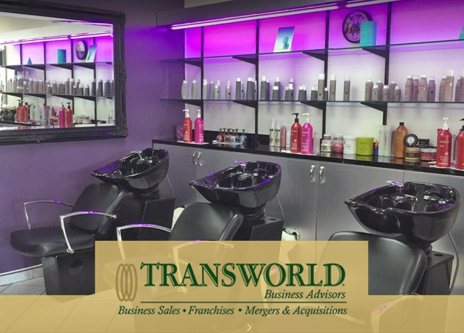 Beautiful High End Beauty Salon