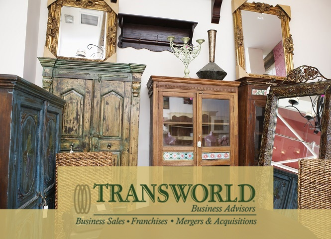 Listing Details - Specialty Antique Furniture Store Transworld Business Advisors