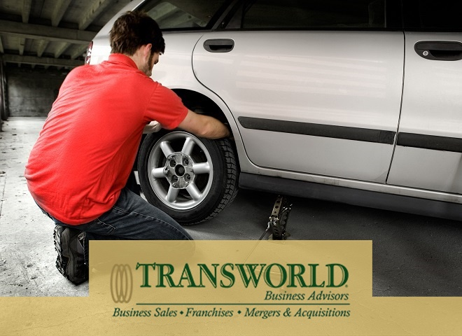 Auto Repair Business in High Traffic Location