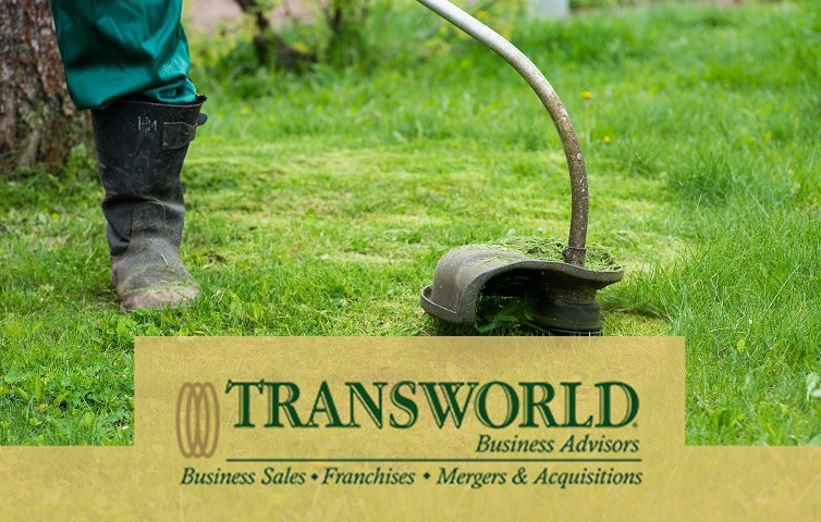 Profitable Lawn Maintenance and Landscaping Company for Sale