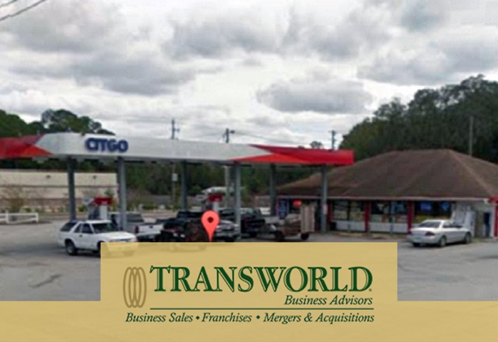 Gas Station with Convenience Store For Sale in Auburndale
