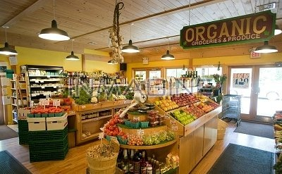 Fresh Organic and Natural Food Store