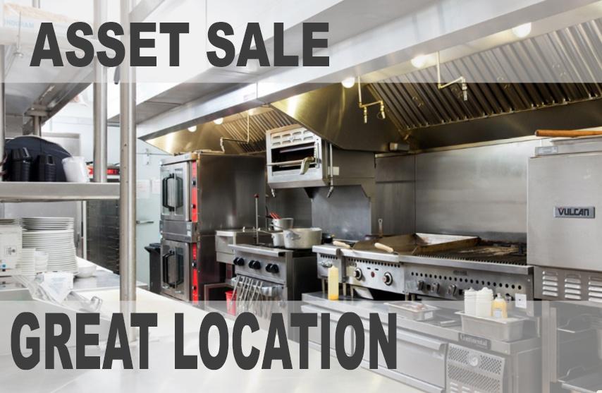 Commercial Equipment for Upstart Caterer or Restaurant