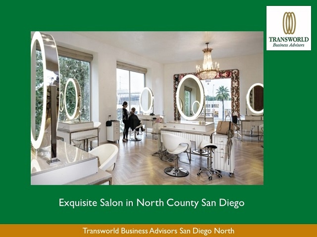 Exquisite Full Service Salon - Profitable - Recent Remodel